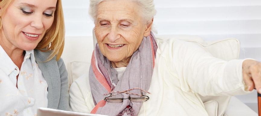 Медсестра в готель для літніх людей у Німеччину