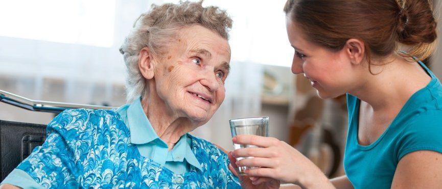 Доглядальниця літніх осіб в Німеччину