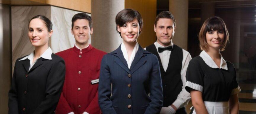 Готельно-ресторанний персонал у Польщу